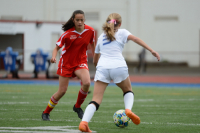 Gallery: Girls Soccer Curtis @ Thomas Jefferson